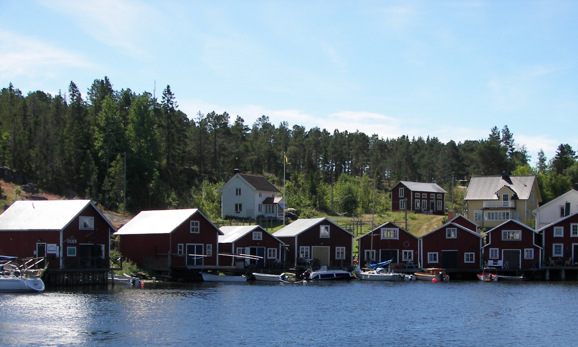 SMÅLLTOWN SWEDEN